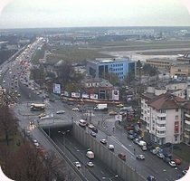 Bucharest Baneasa Airport webcam