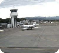 Bern Airport webcam