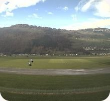 Buochs Airport webcam