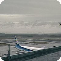 New Chitose Airport webcam