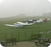 Compton Abbas Airfield webcam