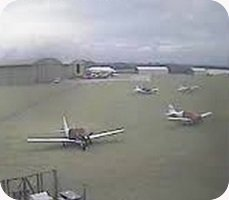 Cotswold Airport webcam