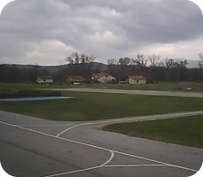 Dolna Banya Airport webcam