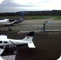 Friedrichshafen airport webcam