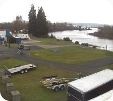 Gold River Heliport webcam