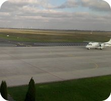 Gyor Per Airport webcam