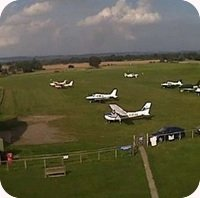 Lashenden Headcorn Airfield webcam