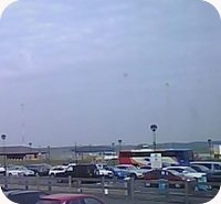 Inverness Airport webcam