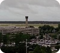Jacksonville Airport webcam