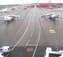 Liege Airport webcam