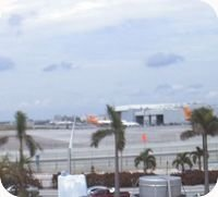 Miami Airport webcam