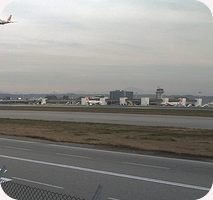 Milan Malpensa Airport webcam