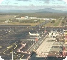 Oslo Gardermoen Airport webcam