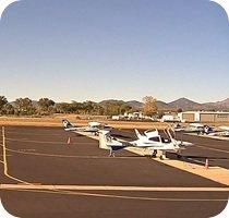 Prescott Airport webcam