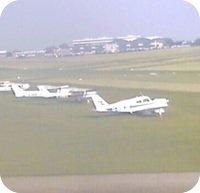 Rochester Airport webcam