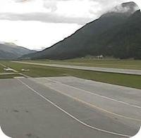 Samedan Engadin St Moritz Airport webcam