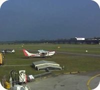 Seppe Airport webcam