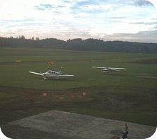 Speck Fehraltorf Airport webcam