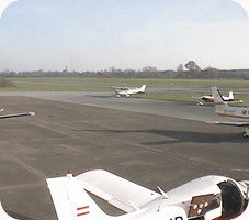 Straubing Wallmuhle Airport webcam