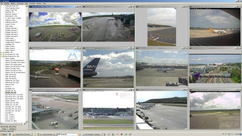 Snapshot of Javacam in AirportWebcams.net