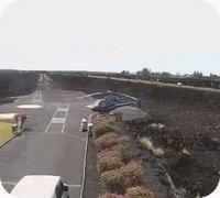 Waikoloa Heliport webcam