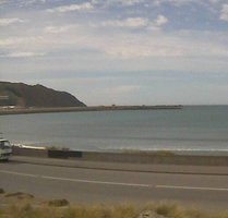 Wellington Airport webcam