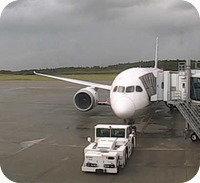 Akita Airport webcam