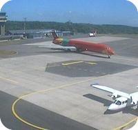 Bornholm Airport webcam