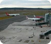 Canberra Airport webcam