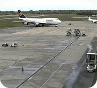 Karlsruhe Baden Baden Airport webcam