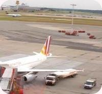 Hamburg Airport webcam