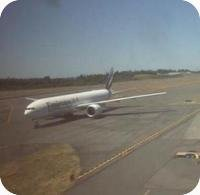 Boeing Paine Everett Airport webcam