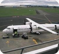 Palmerston North Airport webcam