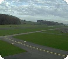 Langenthal Airport webcam