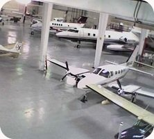 Chicago Executive Airport webcam