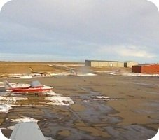 High River Airport webcam
