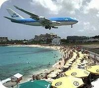 St Maarten Princess Juliana Airport webcam
