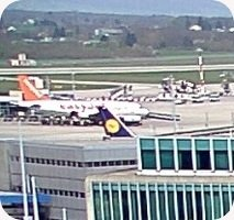 Aeroport de Geneva International Airport webcam