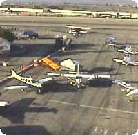 Cable Airport Webcam