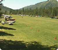 Johnson's Creek Airfield webcam