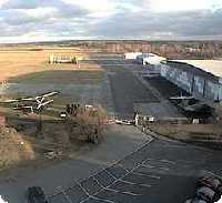 Kamenz Airport webcam