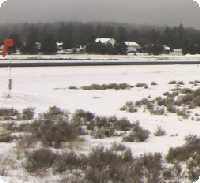 McCall Airport webcam