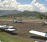 Ubatuba Airfield Webcam