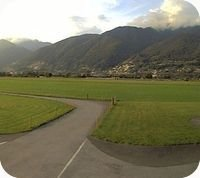 Locarno Airport webcam