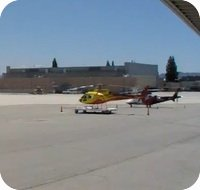 Van Nuys Heliport webcam