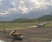 Angra dos Reis airfield webcam