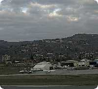 Portoroz Airport webcam