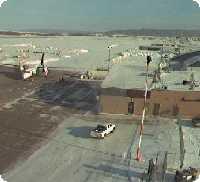 Dawson Creek Airport webcam