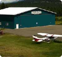 South Cariboo Airport webcam