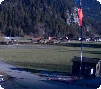 Zweisimmen Airfield webcam
